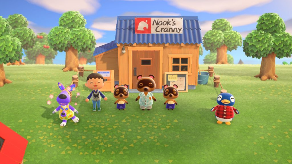 Getting Log Stakes in Animal Crossing: New Horizons, is Simple 1