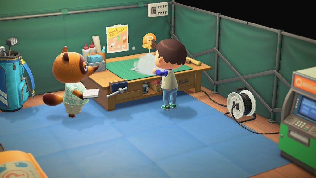 Getting Log Stakes in Animal Crossing: New Horizons, is Simple 3