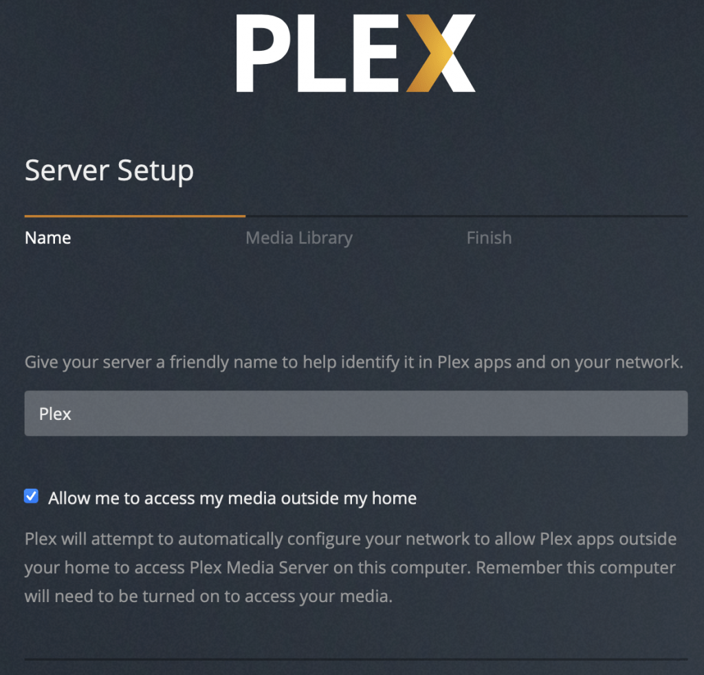How to Install Plex on a Synology NAS using Docker 25
