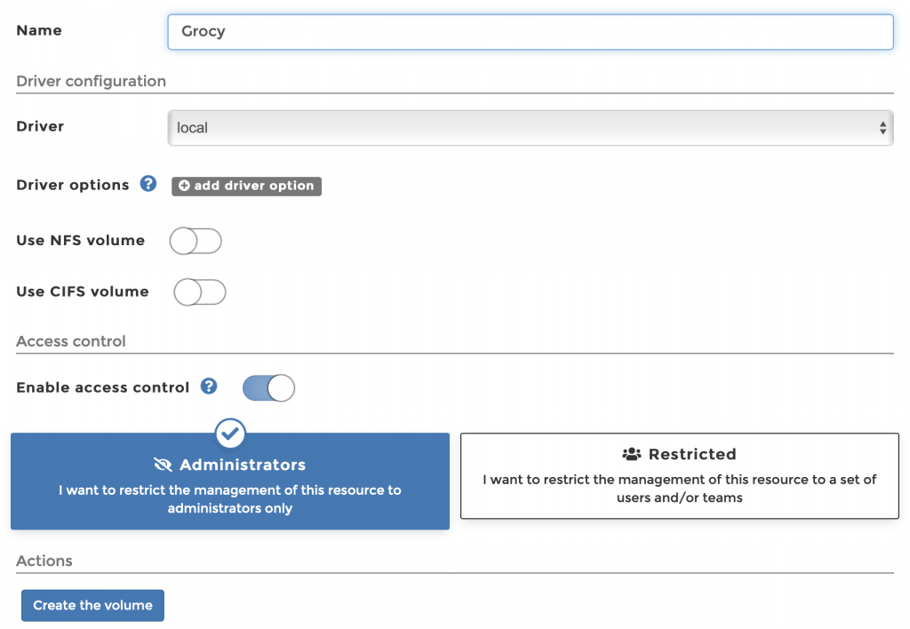 How to Install Grocy Using Docker 3